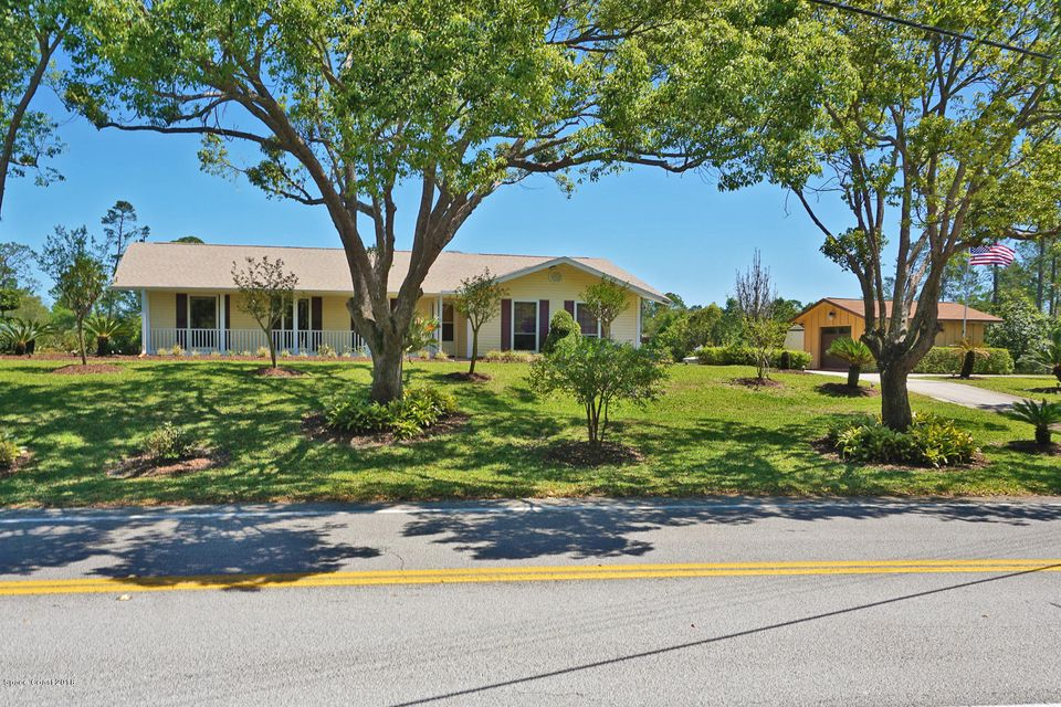 Einfamilienhaus für Verkauf beim 5825 Windover 5825 Windover Titusville, Florida 32780 Vereinigte Staaten