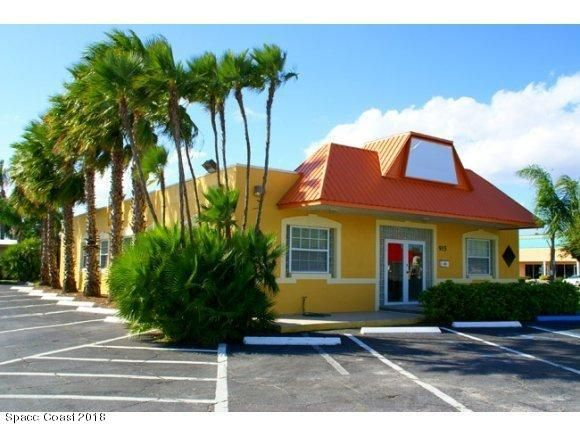 Commercial for Sale at 915 N Courtenay Parkway Merritt Island, Florida 32953 United States