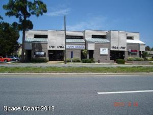 Commercial for Rent at 1707 S Washington 1707 S Washington Titusville, Florida 32780 United States