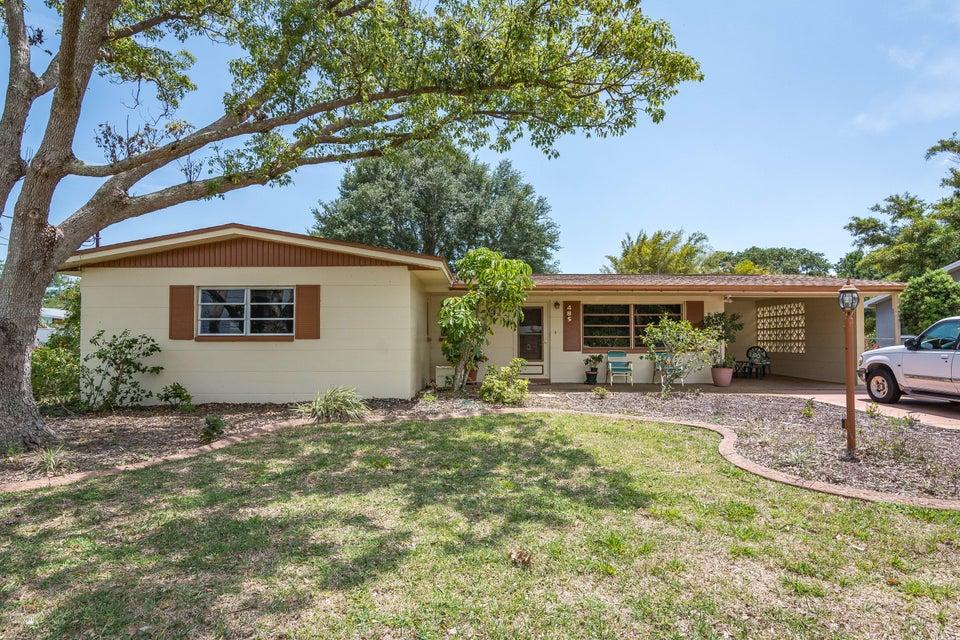 485  Riverdale Drive, Merritt Island, Florida