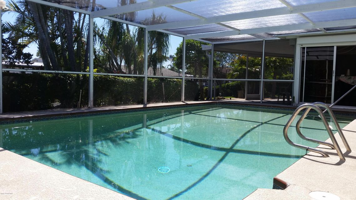 Single Family Home for Rent at 173 Via Havarre 173 Via Havarre Merritt Island, Florida 32953 United States