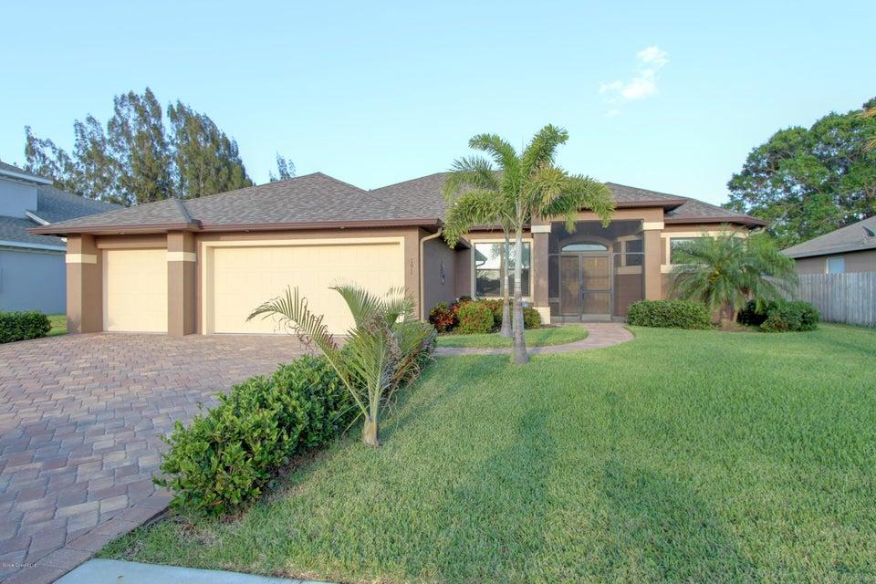 獨棟家庭住宅 為 出售 在 191 Athey 191 Athey West Melbourne, 佛羅里達州 32904 美國
