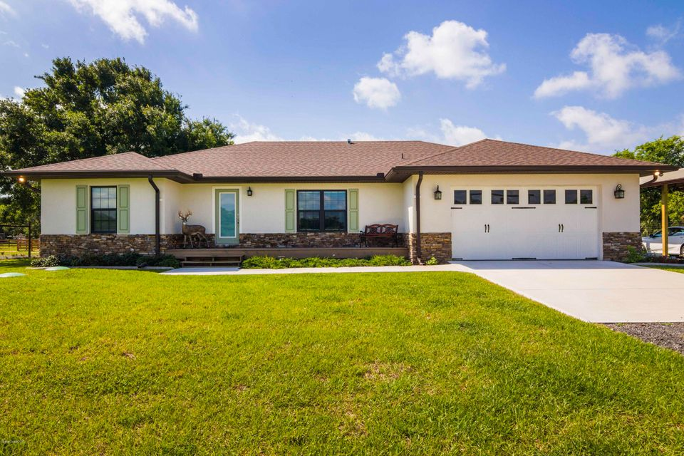 Single Family Home for Sale at 3375 Maebert 3375 Maebert Mims, Florida 32754 United States