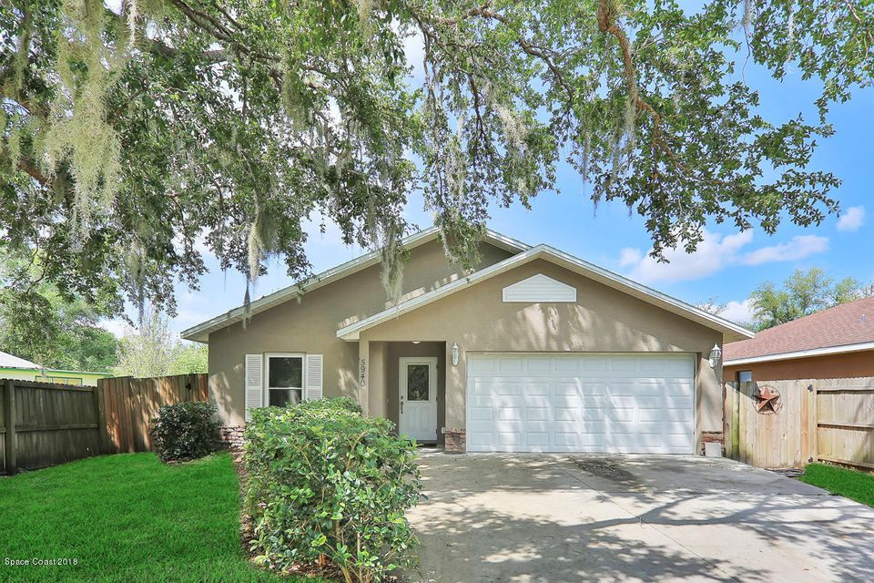 Single Family Home for Sale at 5940 Stamford 5940 Stamford Mims, Florida 32754 United States
