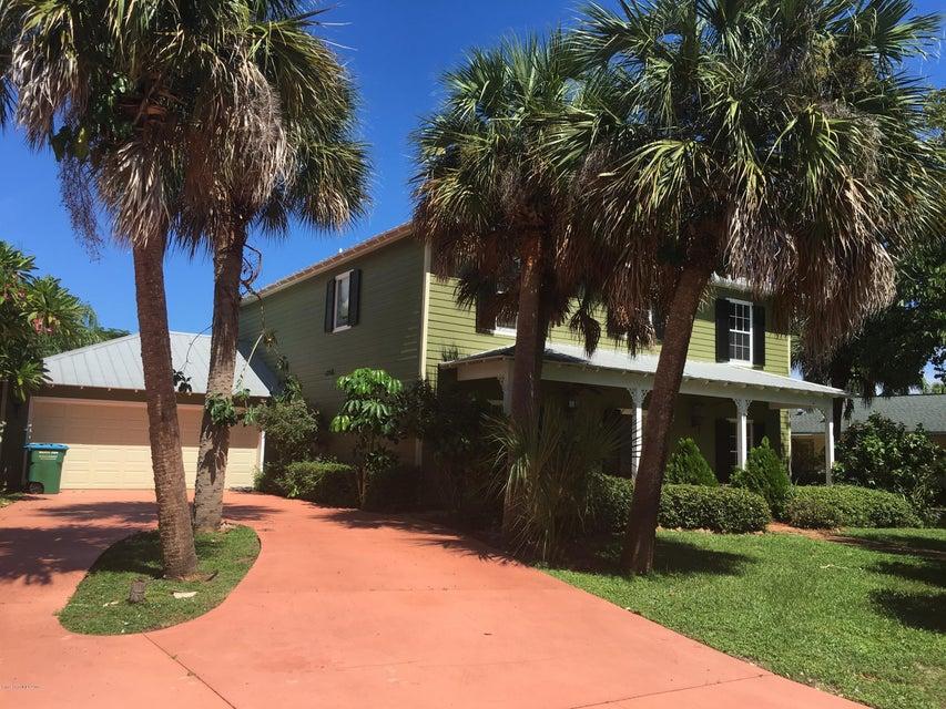 Enfamiljshus för Hyra vid 320 Second 320 Second Melbourne Beach, Florida 32951 Usa