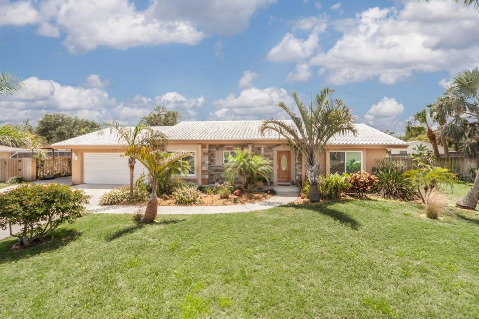 1235  Daniel Court, Merritt Island in Brevard County, FL 32952 Home for Sale