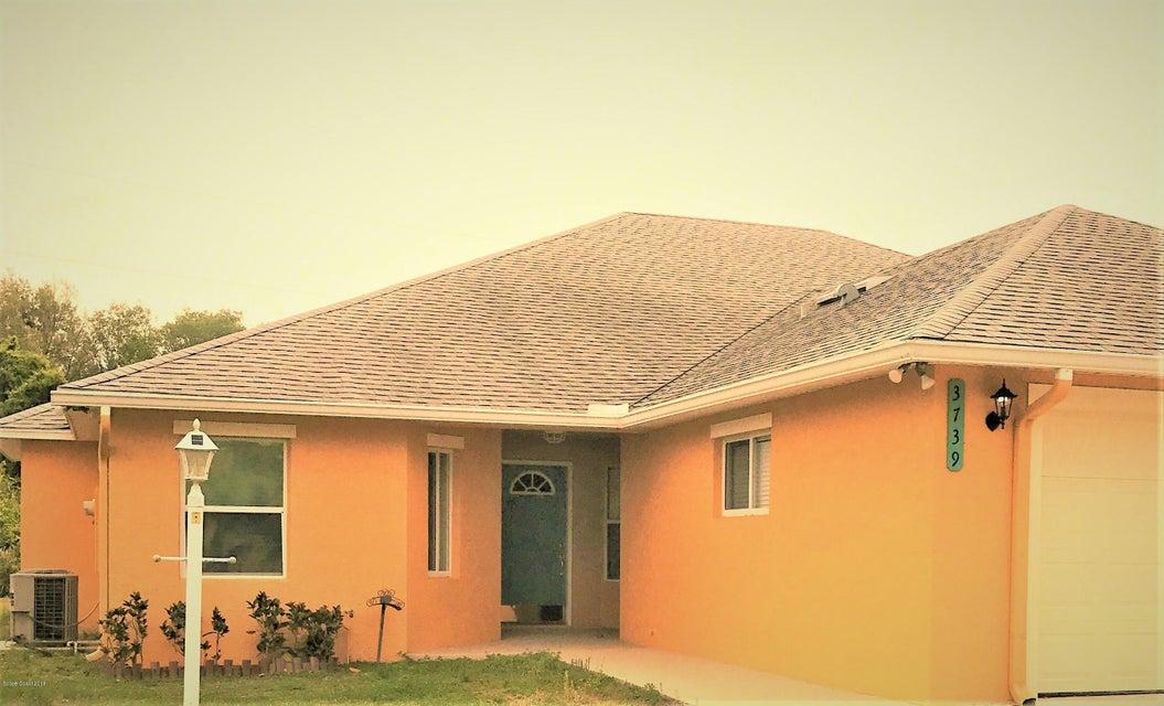 Villa per Affitto alle ore 3739 Canberra 3739 Canberra Titusville, Florida 32780 Stati Uniti