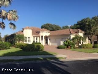 Single Family Home for Sale at 890 Aquarina 890 Aquarina Melbourne Beach, Florida 32951 United States