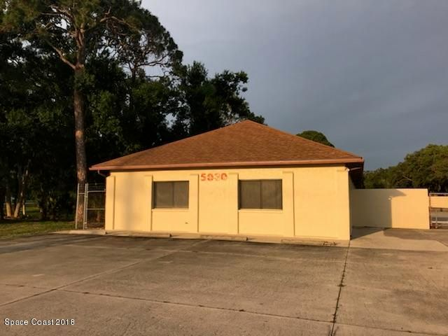 Commercial for Rent at 5030 N Courtenay 5030 N Courtenay Merritt Island, Florida 32953 United States
