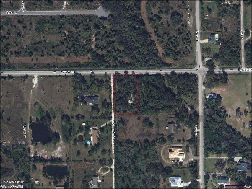 Mark för Försäljning vid Malabar Malabar Malabar, Florida 32950 Usa