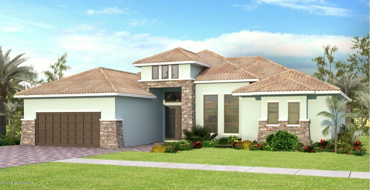 Single Family Home for Sale at 3661 Durksly 3661 Durksly Melbourne, Florida 32940 United States