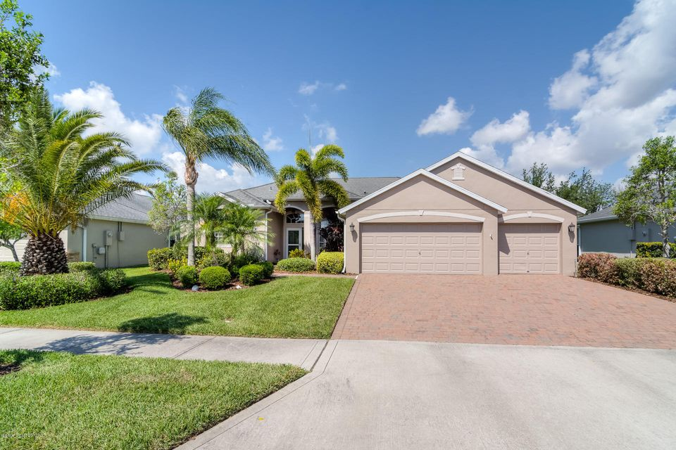 Single Family Home for Sale at 6960 Hinsdale 6960 Hinsdale Melbourne, Florida 32940 United States