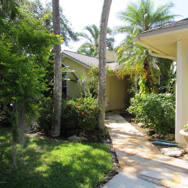 Casa para uma família para Locação às 285 Ibis 285 Ibis Melbourne Beach, Florida 32951 Estados Unidos