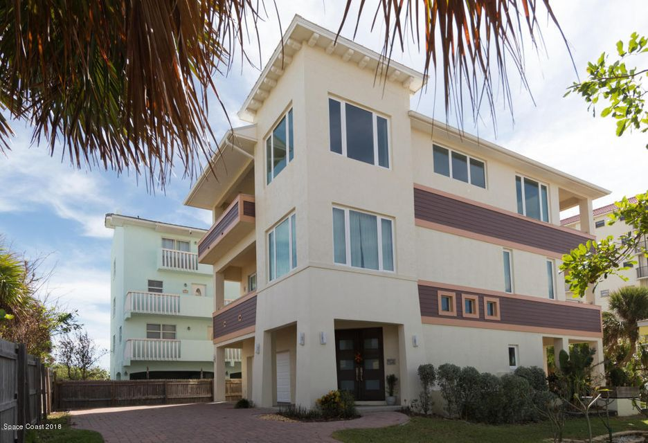 Single Family Home for Rent at 2729 S Atlantic 2729 S Atlantic Cocoa Beach, Florida 32931 United States