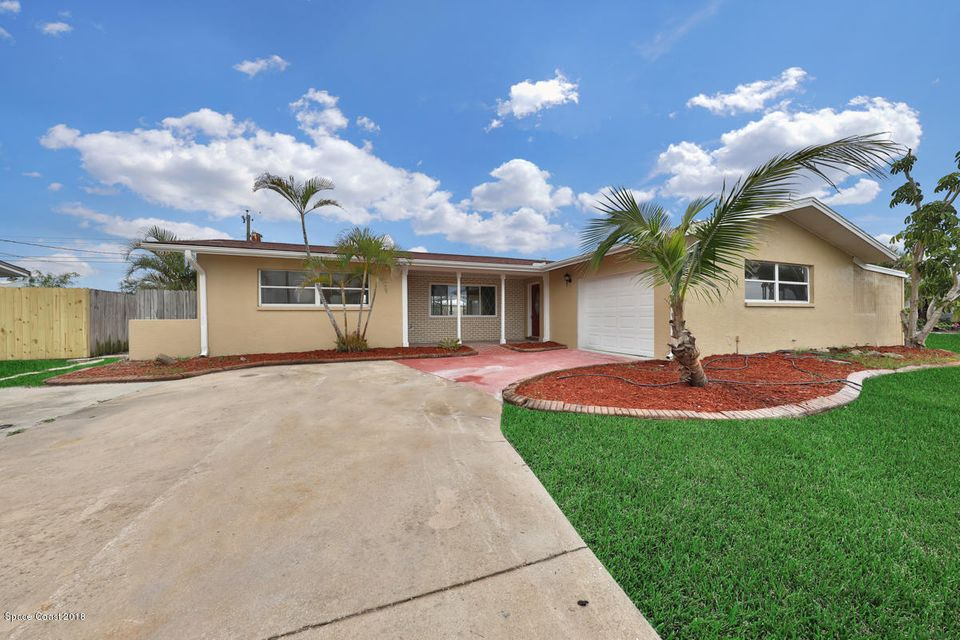 490  Needle Boulevard, Merritt Island in Brevard County, FL 32953 Home for Sale