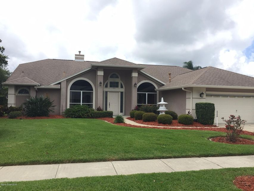 223  Lake Shore Drive, Merritt Island in Brevard County, FL 32953 Home for Sale
