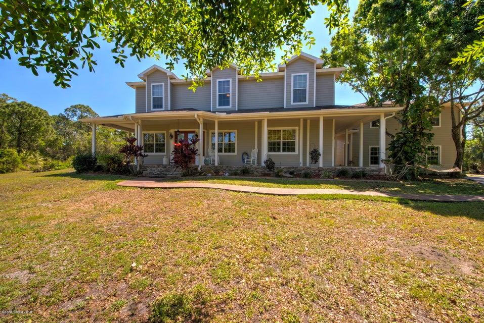 단독 가정 주택 용 매매 에 2125 Arnold 2125 Arnold Malabar, 플로리다 32950 미국