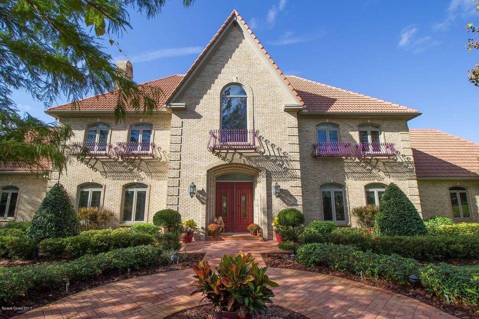 一戸建て のために 売買 アット 3980 Pinetop 3980 Pinetop Titusville, フロリダ 32796 アメリカ合衆国