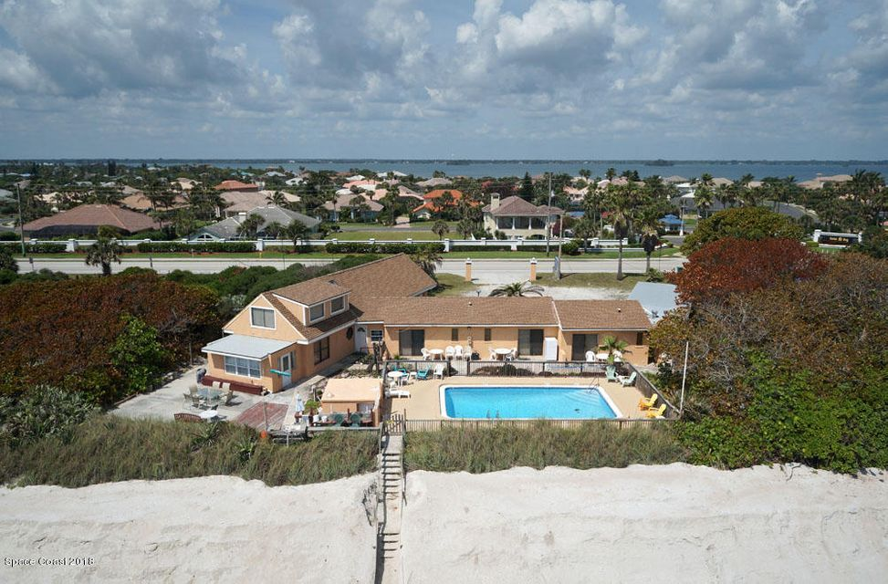 Commercial for Sale at 4835 S Highway A1a 4835 S Highway A1a Melbourne Beach, Florida 32951 United States