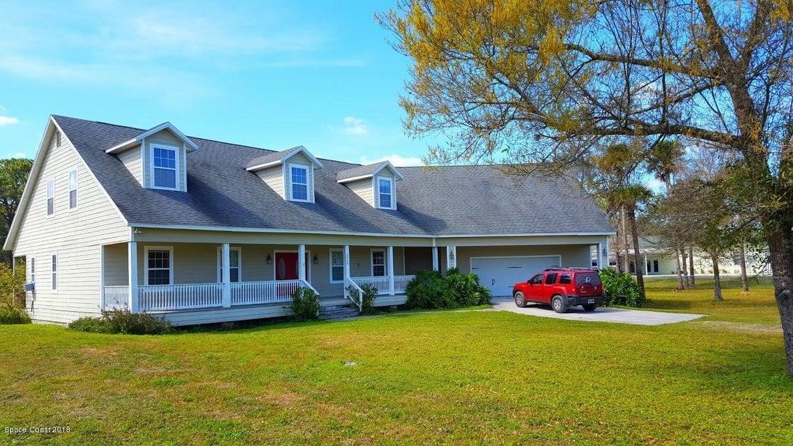 Enfamiljshus för Försäljning vid 3220 Prosperity 3220 Prosperity Malabar, Florida 32950 Usa