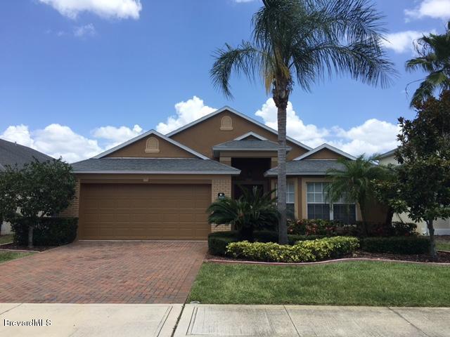 Einfamilienhaus für Mieten beim 2926 Mondavi 2926 Mondavi Rockledge, Florida 32955 Vereinigte Staaten