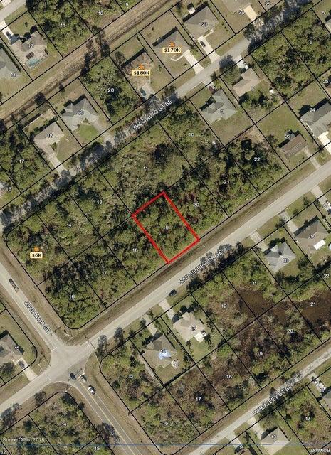 Land for Sale at 2410 San Filippo 2410 San Filippo Palm Bay, Florida 32909 United States