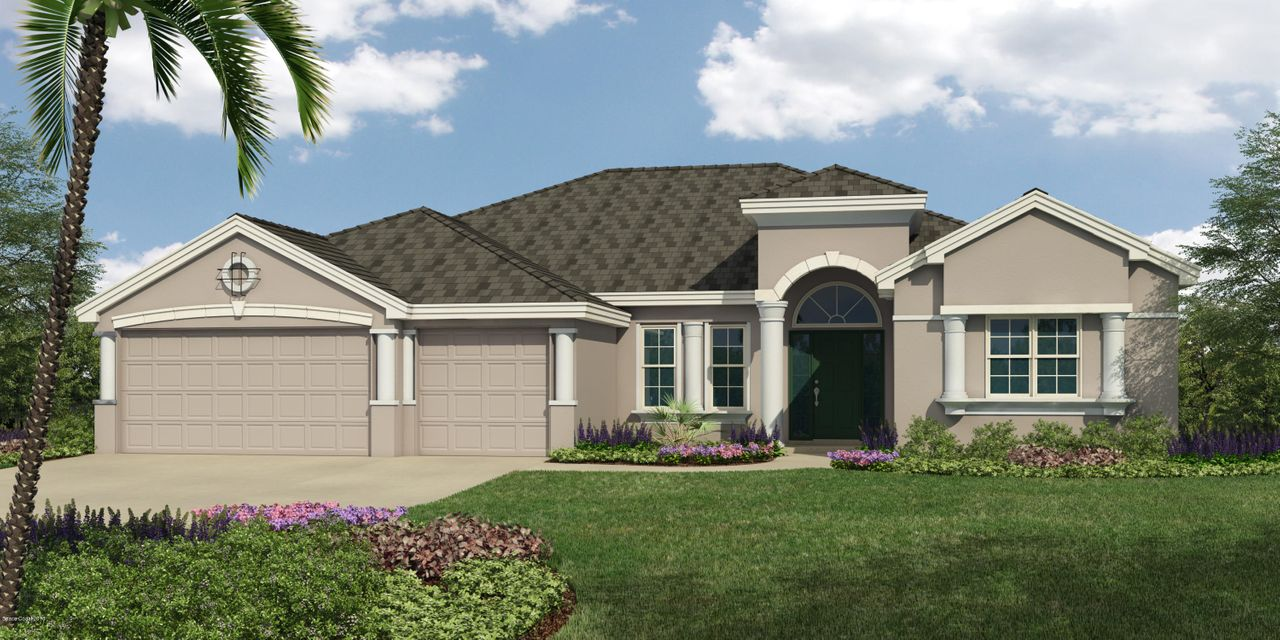 獨棟家庭住宅 為 出售 在 3340 Salt Marsh 3340 Salt Marsh West Melbourne, 佛羅里達州 32904 美國