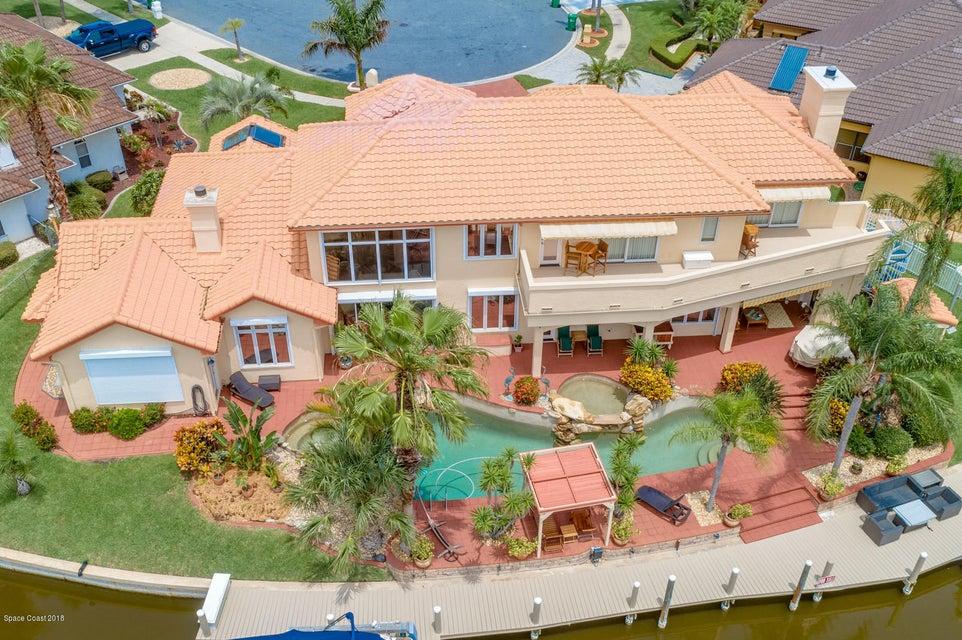 255  Sykes Point Lane, Merritt Island in Brevard County, FL 32953 Home for Sale