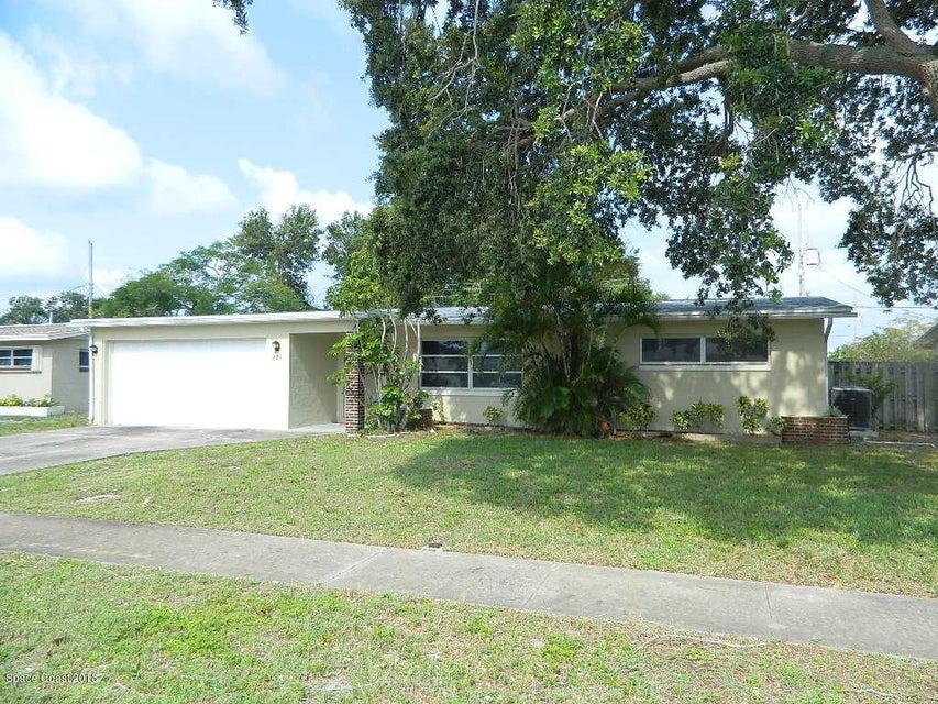 275  Antigua Drive, Merritt Island in Brevard County, FL 32952 Home for Sale