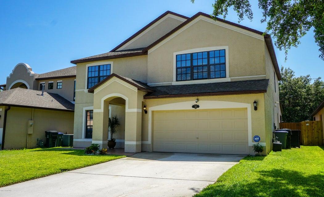 Einfamilienhaus für Verkauf beim 743 Marian 743 Marian Titusville, Florida 32780 Vereinigte Staaten