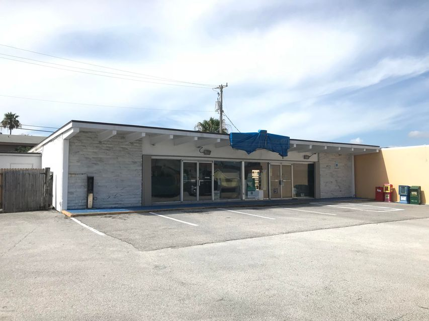 Commercial for Rent at 215 5th 215 5th Indialantic, Florida 32903 United States