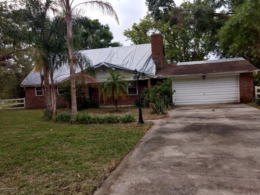 Single Family Home for Sale at 3665 Burkholm 3665 Burkholm Mims, Florida 32754 United States