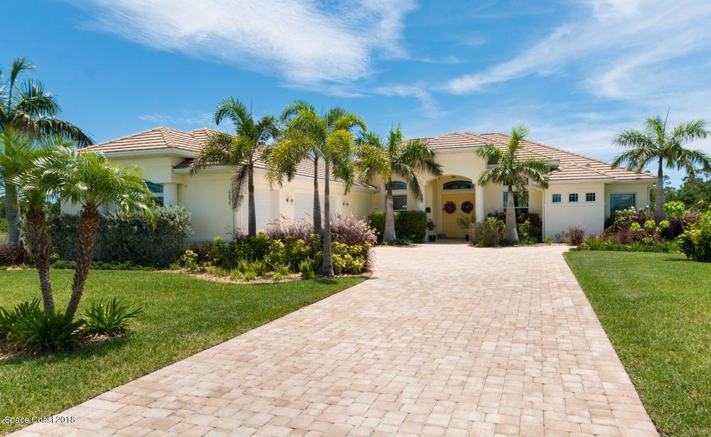 獨棟家庭住宅 為 出售 在 4059 Gardenwood 4059 Gardenwood Grant Valkaria, 佛羅里達州 32949 美國