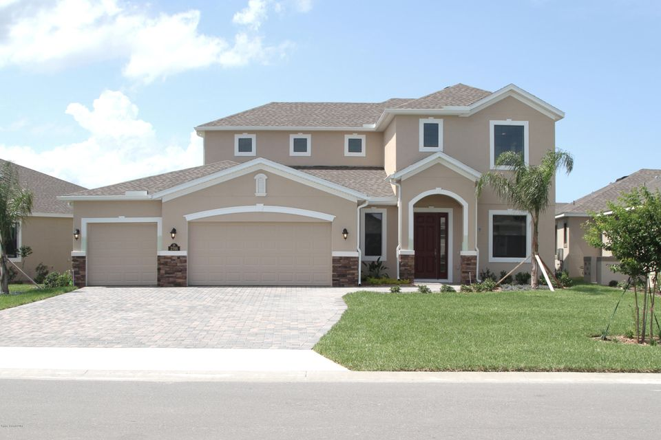 Single Family Home for Sale at 2746 Casterton 2746 Casterton Viera, Florida 32940 United States
