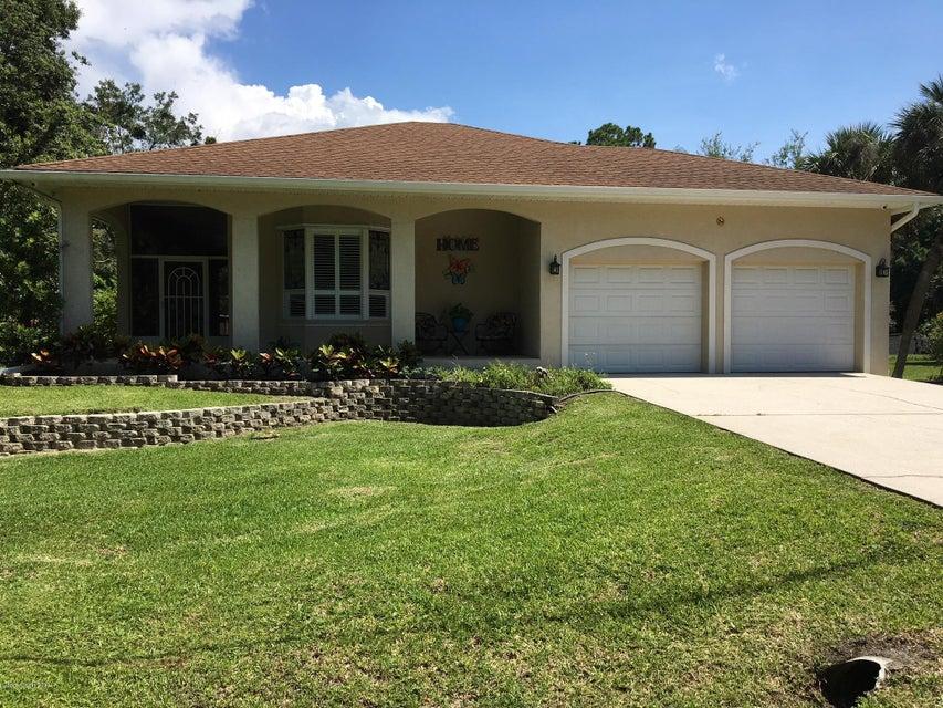 Maison unifamiliale pour l Vente à 6587 Canal 6587 Canal Melbourne Village, Florida 32904 États-Unis