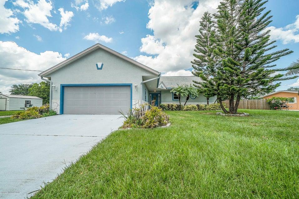 354  Pine Boulevard, Merritt Island in Brevard County, FL 32952 Home for Sale
