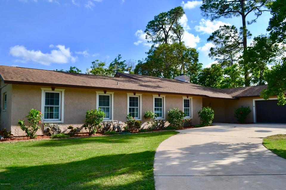 525  Hidden Creek Drive, Merritt Island in Brevard County, FL 32952 Home for Sale
