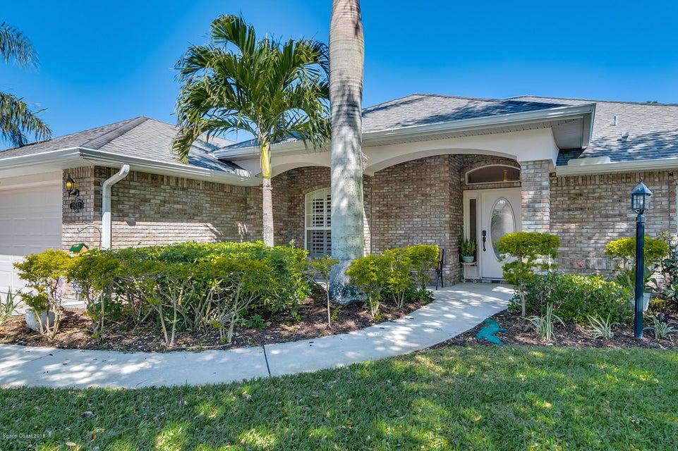 獨棟家庭住宅 為 出售 在 2532 Woodfield 2532 Woodfield West Melbourne, 佛羅里達州 32904 美國