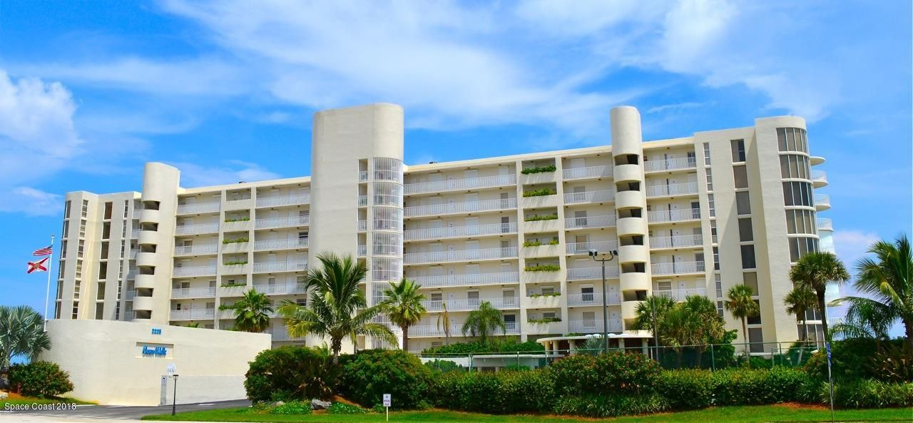 Single Family Home for Rent at 2225 Highway A1a 2225 Highway A1a Satellite Beach, Florida 32937 United States