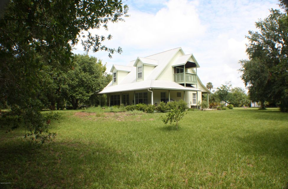 Casa Unifamiliar por un Venta en 320 Palm 320 Palm Oak Hill, Florida 32759 Estados Unidos