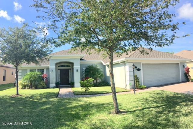 獨棟家庭住宅 為 出售 在 2035 Botanica 2035 Botanica West Melbourne, 佛羅里達州 32904 美國