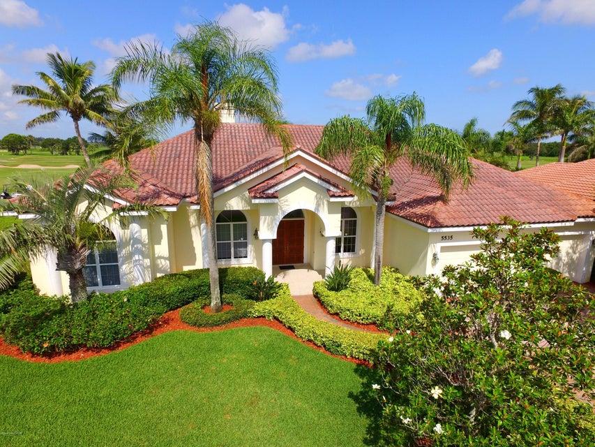 Single Family Home for Sale at 5535 Las Brisas 5535 Las Brisas Vero Beach, Florida 32967 United States