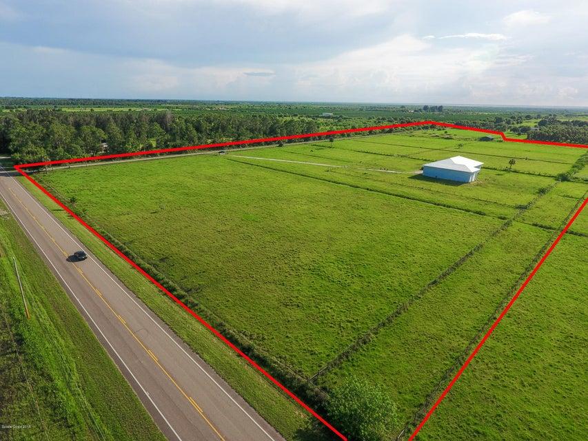 Land voor Verkoop op 13900 121st 13900 121st Fellsmere, Florida 32948 Verenigde Staten