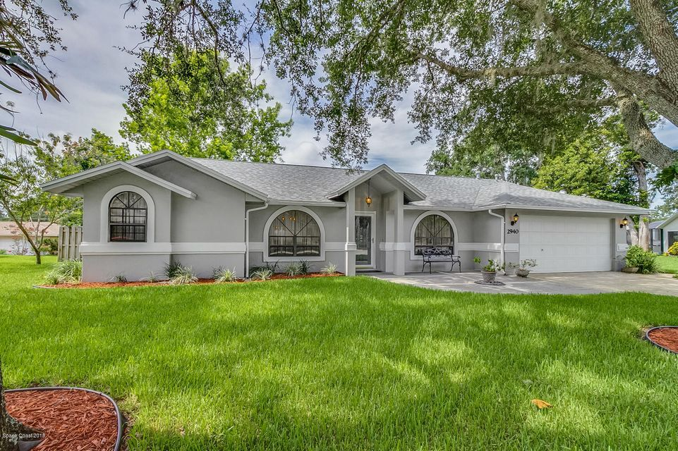 Einfamilienhaus für Verkauf beim 2940 Kelley 2940 Kelley Titusville, Florida 32780 Vereinigte Staaten