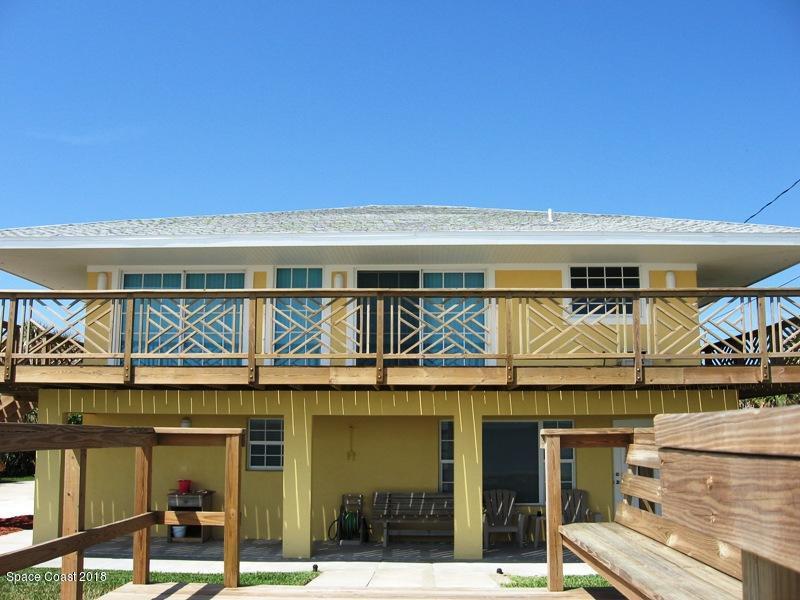 Enfamiljshus för Hyra vid 7885 S Highway A1a 7885 S Highway A1a Melbourne Beach, Florida 32951 Usa