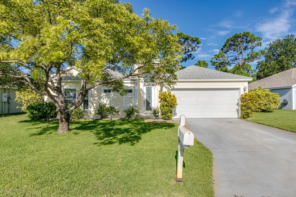 Single Family Home for Sale at 4960 Hidden Creek 4960 Hidden Creek Palm Shores, Florida 32935 United States