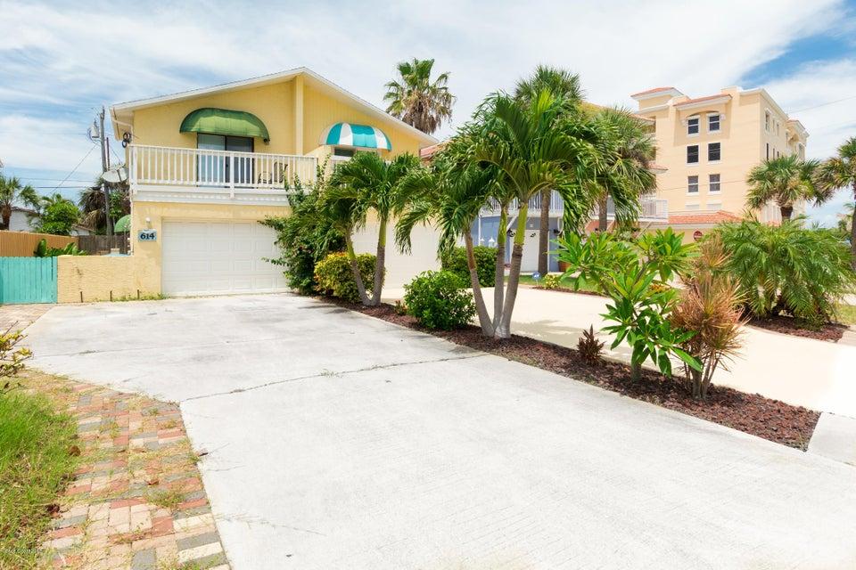 Casa para uma família para Locação às 614 Monroe 614 Monroe Cape Canaveral, Florida 32920 Estados Unidos