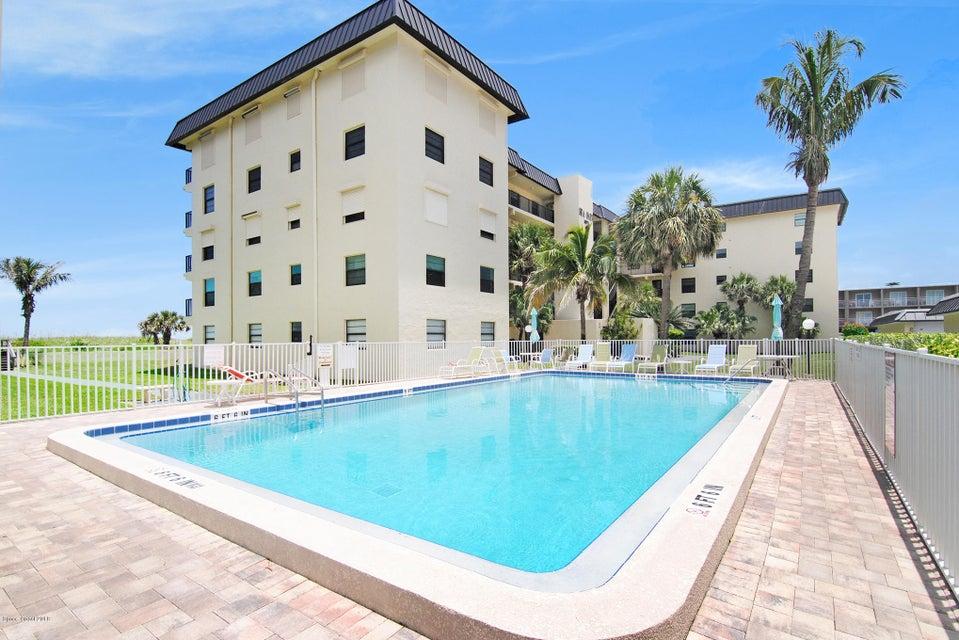 단독 가정 주택 용 임대 에 4570 Ocean Beach 4570 Ocean Beach Cocoa Beach, 플로리다 32931 미국