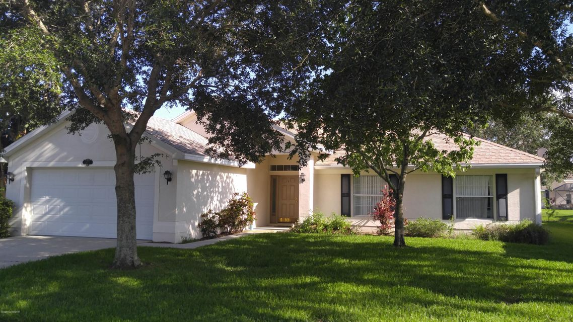 Casa Unifamiliar por un Alquiler en 1473 Payette 1473 Payette West Melbourne, Florida 32904 Estados Unidos