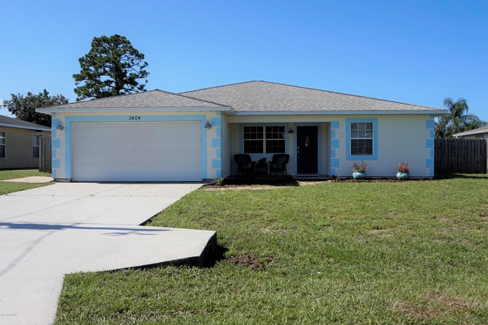Single Family Home for Sale at 3404 Kilbee 3404 Kilbee Mims, Florida 32754 United States